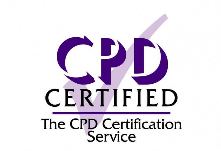 CPD certified training