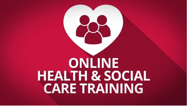 Online health and social care training