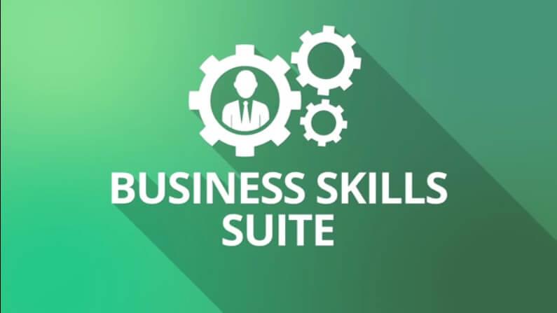 Buisness skills online suite