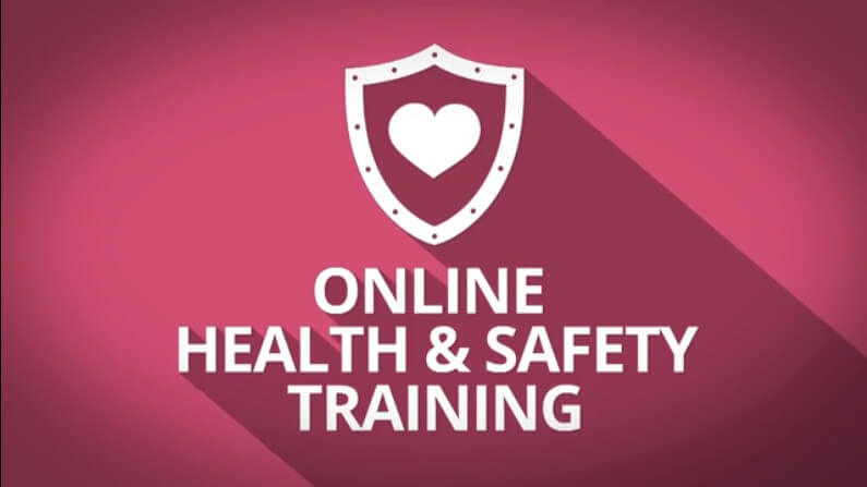 Health and Safety training online