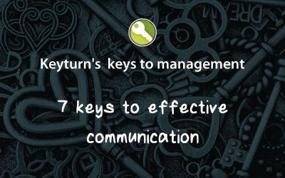 Seven Keys to Effective Communication